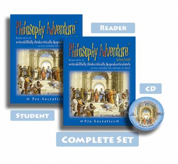 Philosophy Adventure Homeschool Curriculum