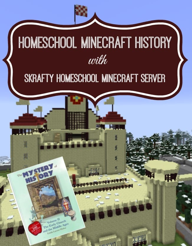 Homeschool Minecraft History