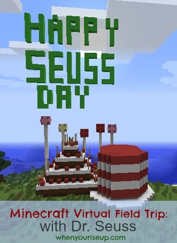 Dr. Seuss Minecraft
