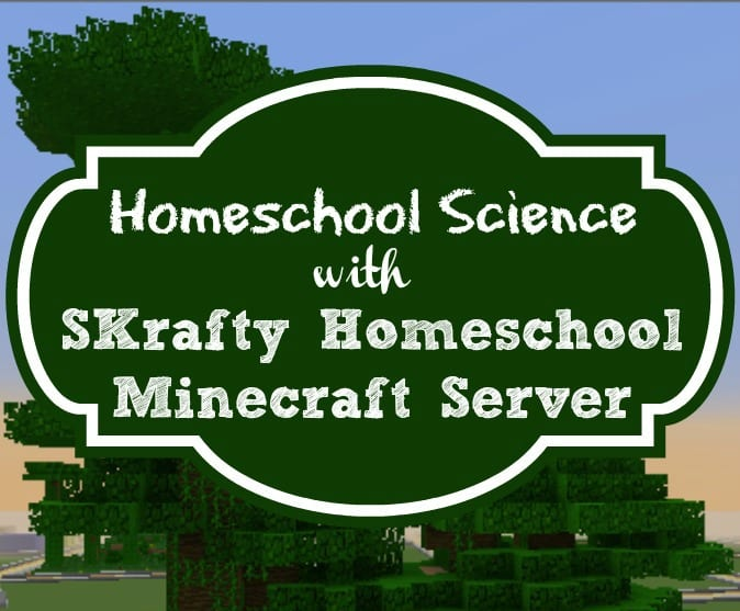 Minecraft Homeschool Science Class: Anatomy for Kids