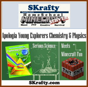 Apologia Chemistry & Physics Minecraft Class