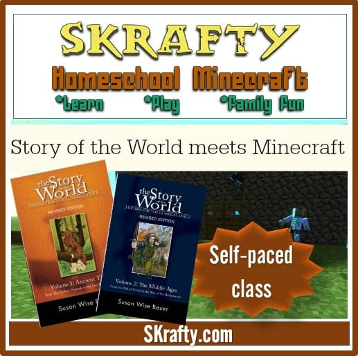 Story of the World Meets Minecraft, Volume 2