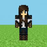 SS blue archer girl 1.8