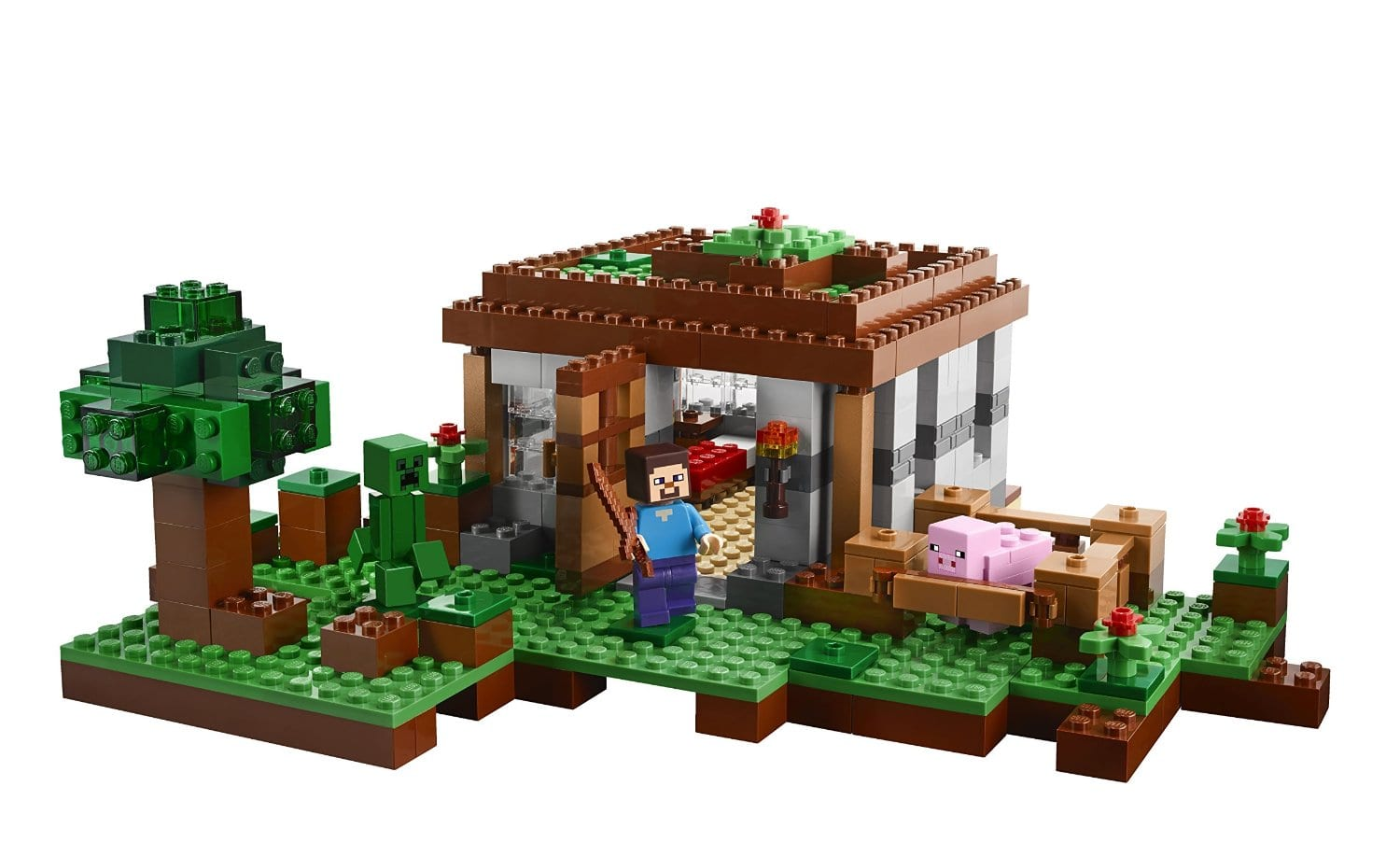 New Minecraft Lego Sets For 2014 On Sale Now  U00bb Skrafty