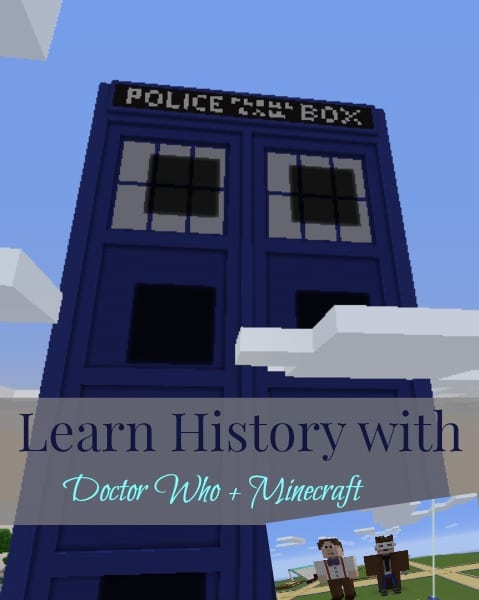 Minecraft Doctor Who Class