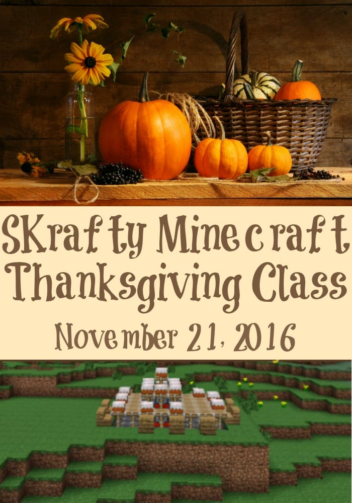 SKrafty Thanksgiving Class