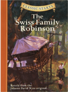Literature Role Play Class 3-6: Swiss Family Robinson