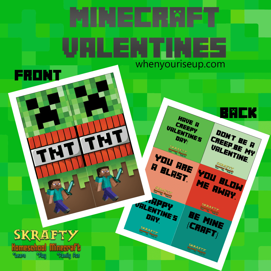MinecraftValentinesPreview