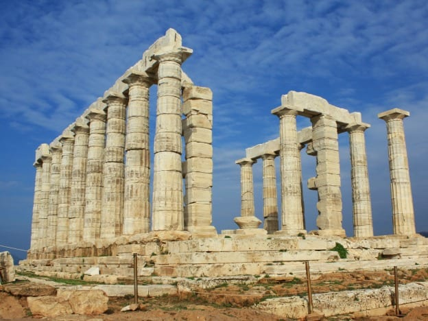 Greek Culture and Architecture course image
