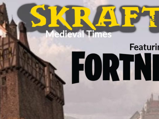 Medieval Times Featuring Fortnite course image