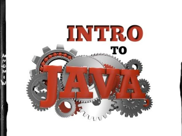 Intro To Java course image