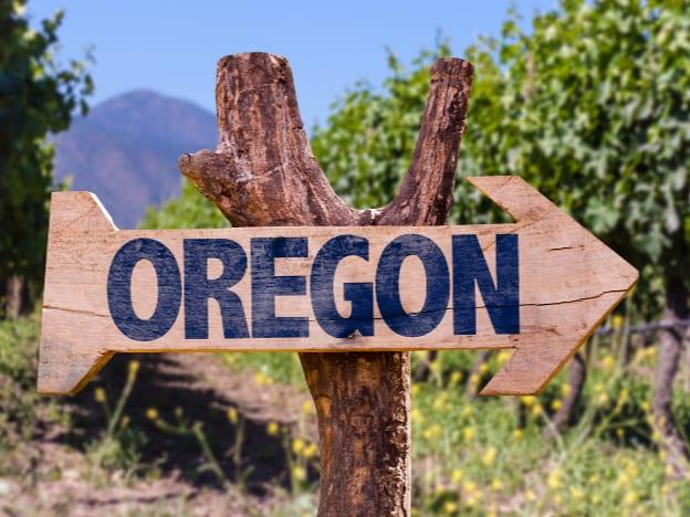 Bound for Oregon (Notgrass)