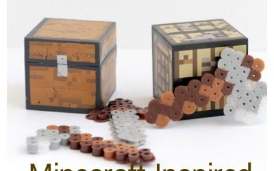 Minecraft-Inspired Melty Bead Tools