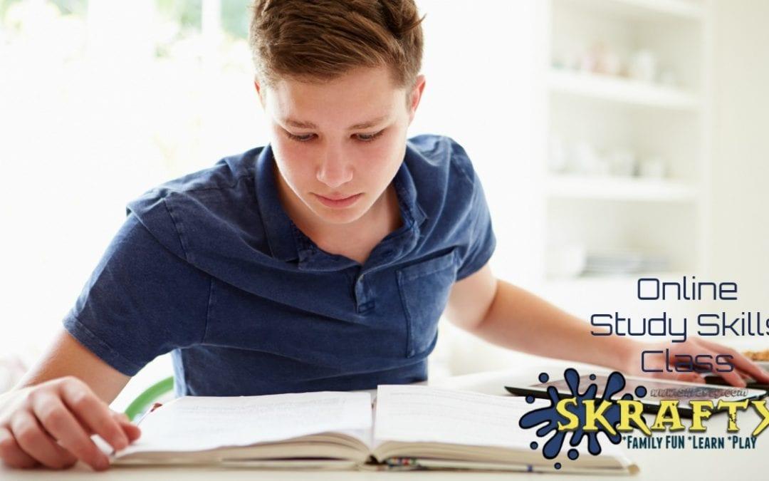 Summer Study Skills