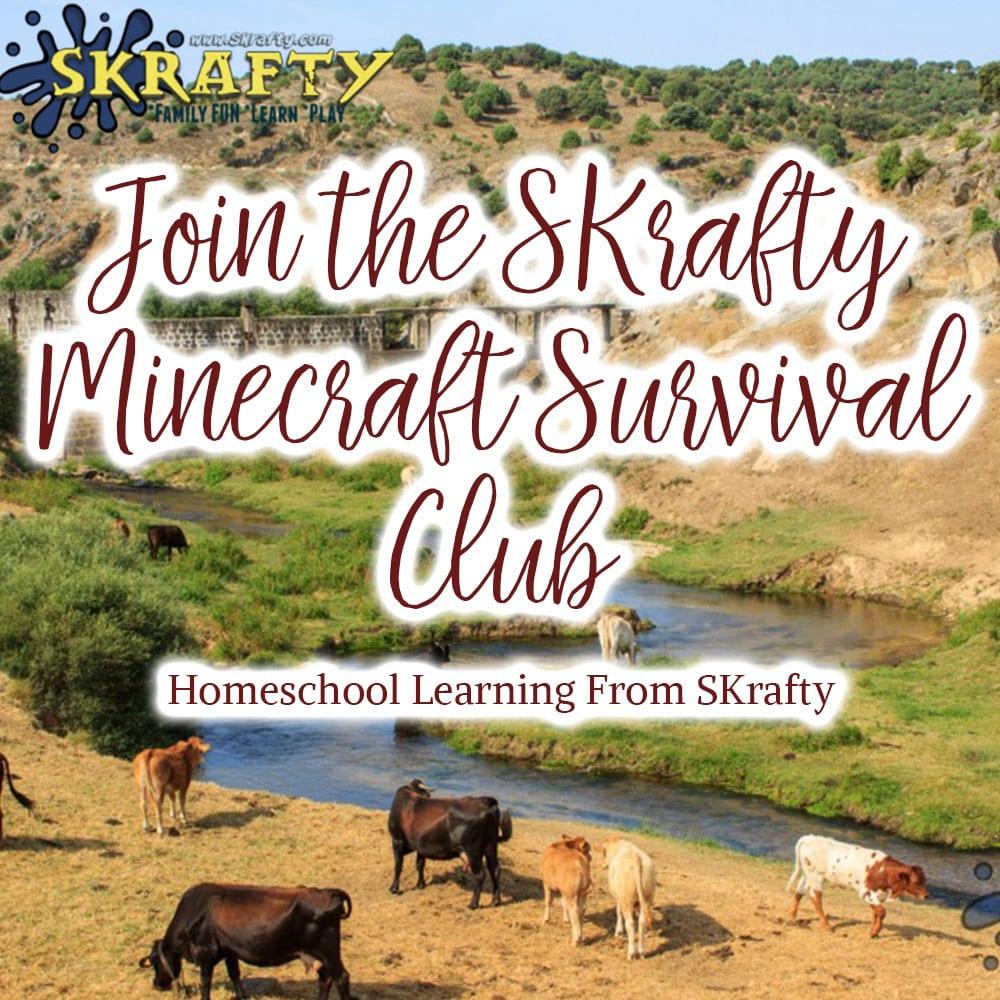SKrafty Minecraft Survival Club Membership | SKrafty