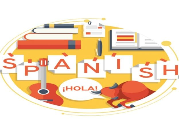 Middle School Spanish (2019/2020) course image