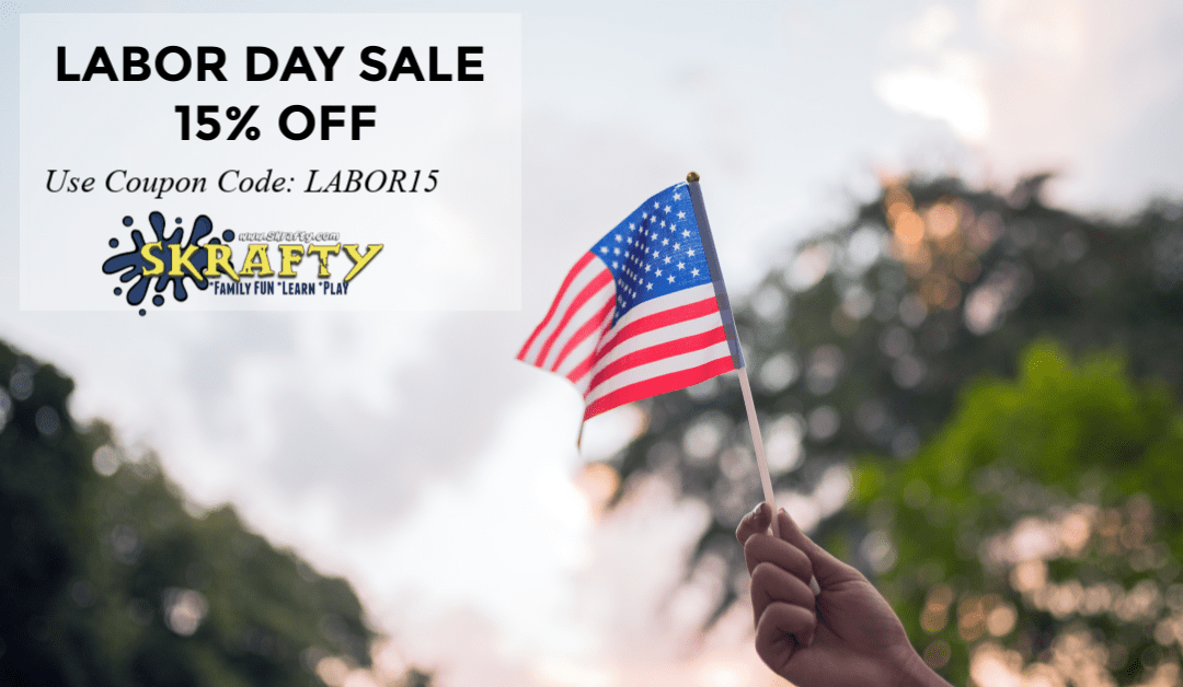 Labor Day Sale on SKrafty
