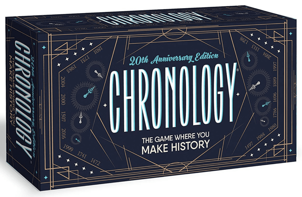 Chronology History Game