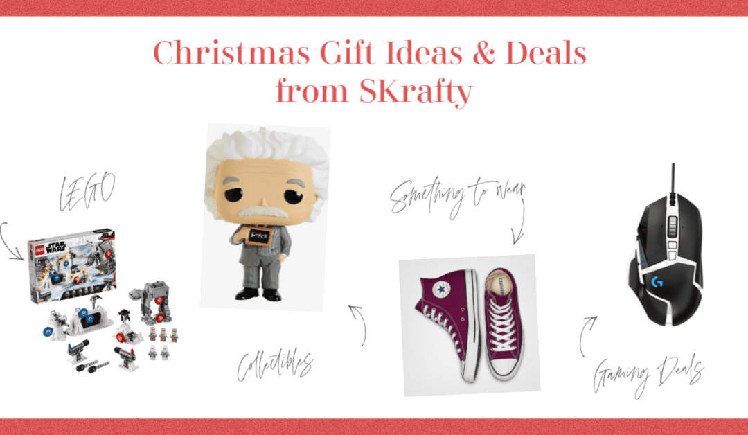 Christmas Gift Ideas and Deals from SKrafty