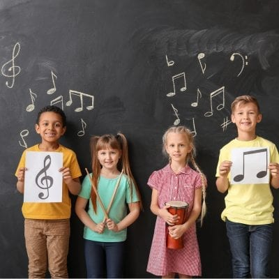 Elementary Music Lessons Online