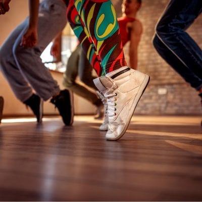 Online Hip Hop Dance Class