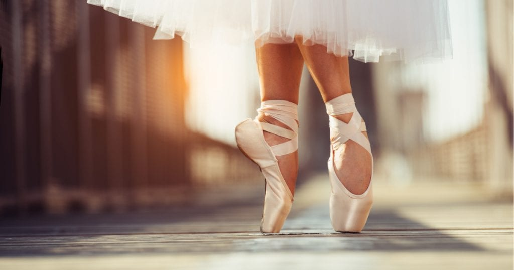 Online Ballet Class