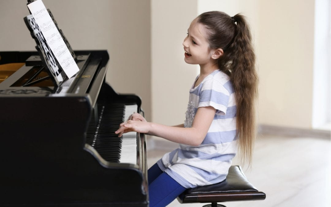 Online Piano & Voice Lessons with Mrs. Laurie
