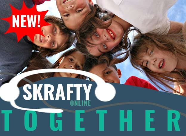 SKrafty Together Weekly Meetup [Live Sessions]
